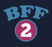 BFF 1 Best freidns forever number 2 with matching 1 by jazzydevil
