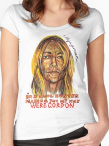 Were Gordon Women's Fitted Scoop T-Shirt