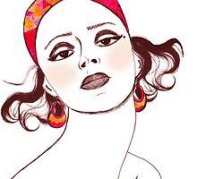 Gypsy Woman by PixelWildChild