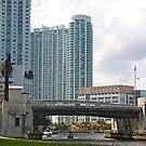 Bridge Over Miami River by longaray2