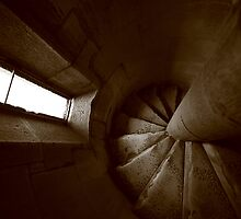 Stairwell by Andrew Willesee