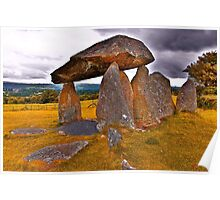 Pentre Ifan, The Preselis Poster