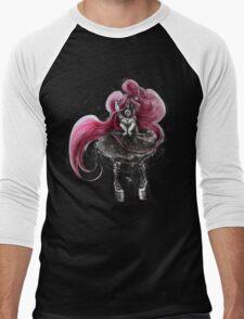 Rainbow Punk: Pinky Punk Men's Baseball ¾ T-Shirt