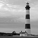 Bodie Island Lighthouse by hatterasjack