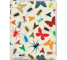Insects pattern iPad Case/Skin