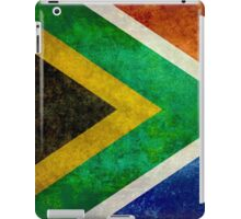 National flag of the Republic of South Africa iPad Case/Skin