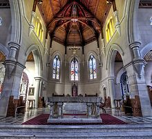 St Michael's Cathedral • Wagga Wagga • New South Wales by William Bullimore