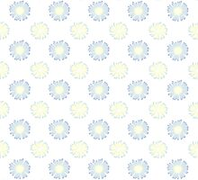 Spring Flower Pattern by ohsnap
