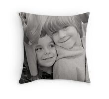 I Can Tell That We Are Going To Be Friends Throw Pillow