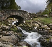 Ashness Bridge - Lake District by eddiej