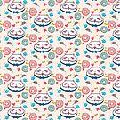 Great Chubby Cat_donuts by Hikaru Yagi