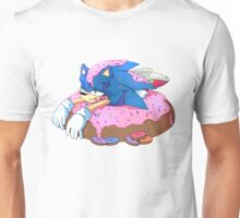 Doughnut Heaven - Sonic the Hedgehog Unisex T-Shirt