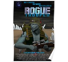 Rogue Trooper Engineered for War Poster