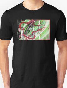 Yonori: Red Ribbons Unisex T-Shirt