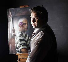 Brett Moffatt_Studio Portrait 3 by TruthOrDaring