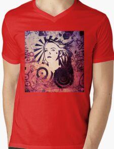 Holly Mens V-Neck T-Shirt