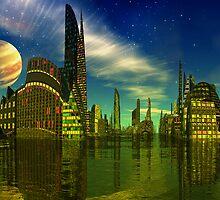 Pleasure Dome - Dimension 6. by AlienVisitor