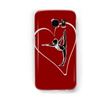 I love Yoga Samsung Galaxy Case/Skin