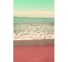 Ocean Dream I Photographic Print