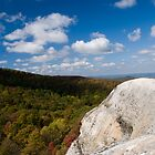 Atop White Rocks by kjerrellimages