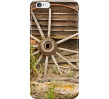 Wheels within Wheels iPhone Case/Skin