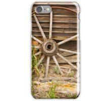 Wheels within Wheels iPhone Case/Skin