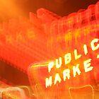 The Drunken Market by Gary Lee Parker