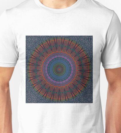 Night Garden | Indian Mandala  Unisex T-Shirt