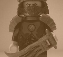 TMNT Teenage Mutant Ninja Turtles Master Shredder by Customize My Minifig