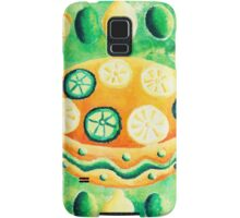 Lemons and Limes with Bowls Samsung Galaxy Case/Skin