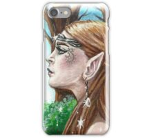 The Elven Beauty iPhone Case/Skin