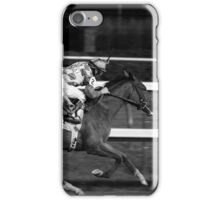 Jockey at Churchill Downs iPhone Case/Skin