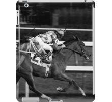 Jockey at Churchill Downs iPad Case/Skin
