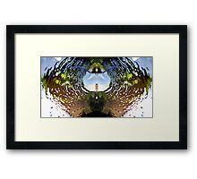 liquid armor Framed Print