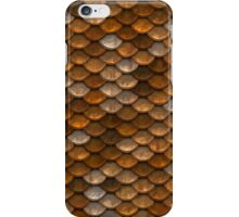 Earthy Abstract Scale Pattern iPhone Case/Skin