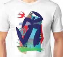 The Running Man 01 Unisex T-Shirt