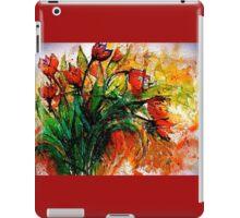 Flowers...Tulips iPad Case/Skin