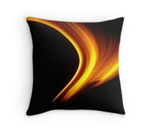FlamIN Motion Throw Pillow