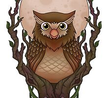 Owly-white- by CoyoDesign