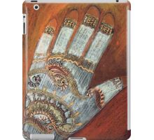 'the Beautiful Touch' iPad Case/Skin