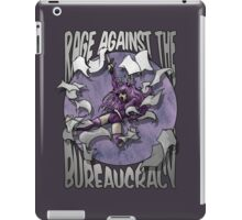 Rage against the Bureaucracy iPad Case/Skin