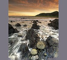 Ngawi Stepping Stones by Ken Wright