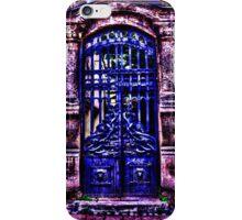 Mystical Door Fine Art Print iPhone Case/Skin