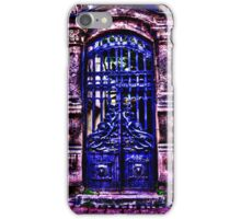 Mystical Door Fine Art Print iPhone Case/Skin