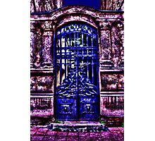 Mystical Door Fine Art Print Photographic Print