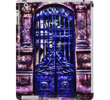 Mystical Door Fine Art Print iPad Case/Skin