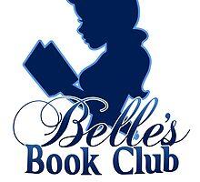 BELLE'S BOOK CLUB by fancytees