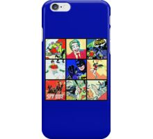 Batman - All Characters and Enemies iPhone Case/Skin