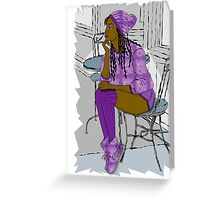 Un-Approachable~ LMG (C) 2015 Greeting Card