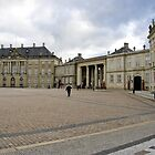 "Quens Palace ""Amalienborg"" by imagic"